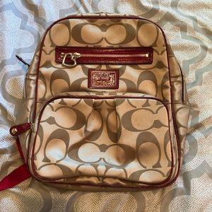 Coach Backpack!